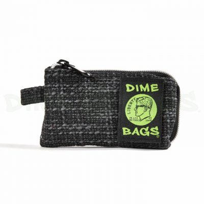 Dime Bags 5in padded pouch black