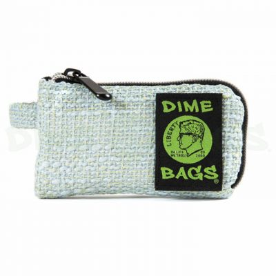 Dime Bags 5in padded pouch blue