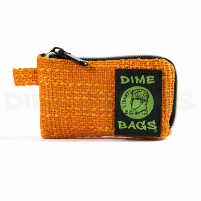 Dime-Bags-5in-padded-pouch-orange