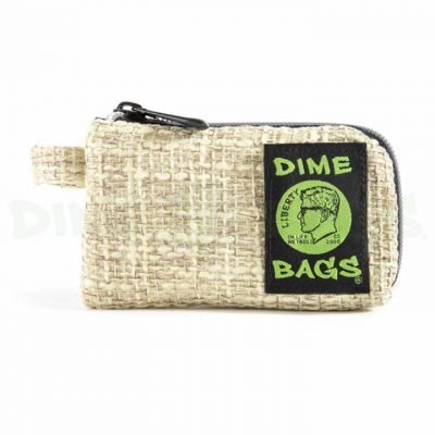 Dime Bags 5in padded pouch tan