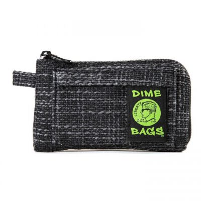 Dime Bags 7in Padded Pouch black
