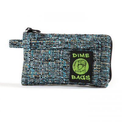Dime Bags 7in Padded Pouch glass