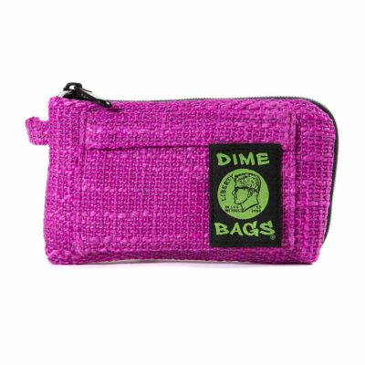 Dime Bags 7in Padded Pouch magenta