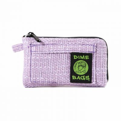Dime Bags 7in Padded Pouch purple