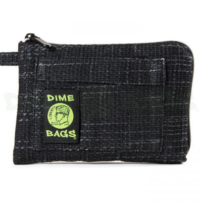 Dime Bags 8in padded pouch Black