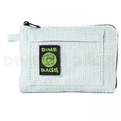 Dime Bags 8in padded pouch Blue
