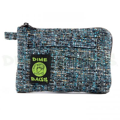 Dime Bags 8in padded pouch glass