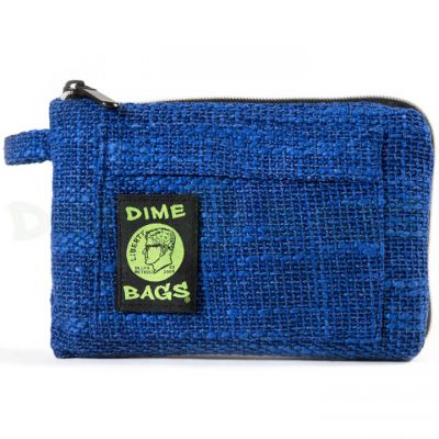 Dime Bags 8in padded pouch midnight