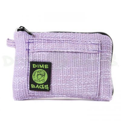 Dime Bags 8in padded pouch purple
