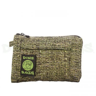 Dime Bags 8in padded pouch timber