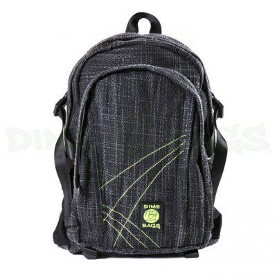 Dime Bags Backpack Black