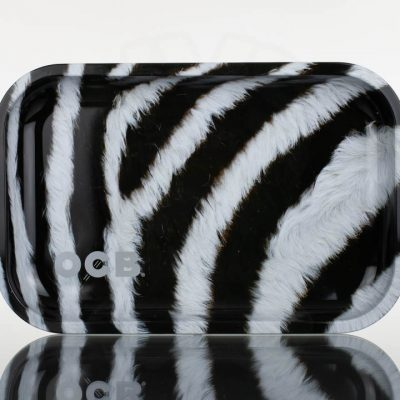 OCB-Medium-Rolling-Tray-Zebra-077170113601