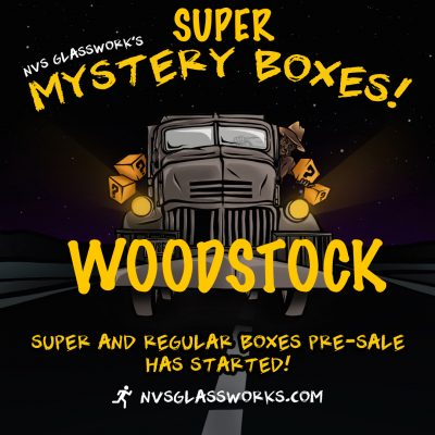 Woodstock Super Mystery Boxes 2019