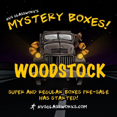 2019 WOODSTOCK Mystery Boxes