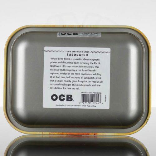 OCB Small Rolling Tray - Sasquatch