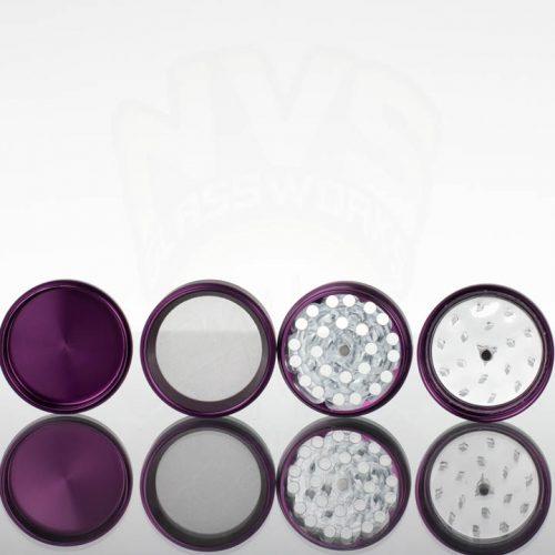 SharpStone-2.2in-4pc-Glass-Top-Purple-12368-30