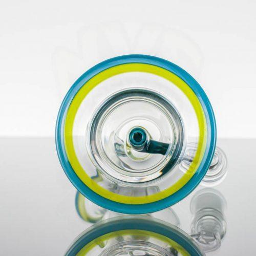 Toro Macro XL - Lemon Lime - Agua Azule MPFT with Peacock