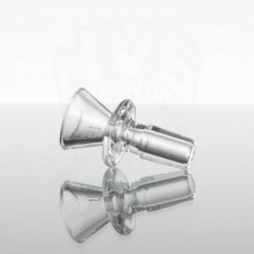 US-Tubes-18in-7mm-Beaker-57-White-Downstem-White-Label-863099