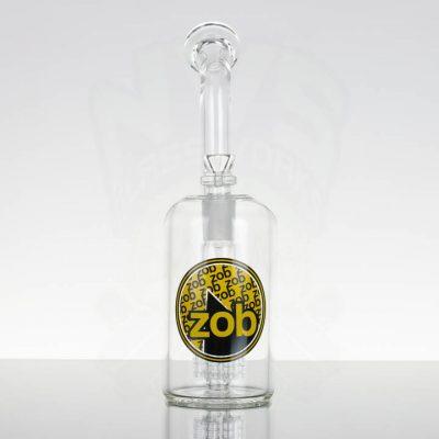 ZOB-Large-8-Arm-Bubbler-Yellow-Black-Circle-863270