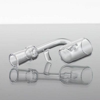 Generic Quartz 20mm E-Nail Banger - 10mm Female 90 Degrees