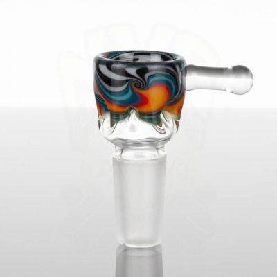 Liberty Worked Tini 14mm Slide - Green - Yellow - Orange - Blue - White - Black