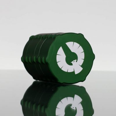 Phoenician Grinder Small 4pc - Green - 858356-60-1.jpg