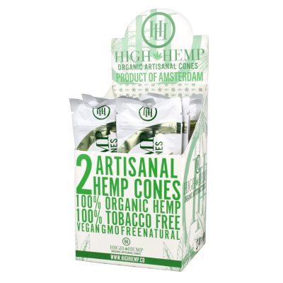 High Hemp Organic Cones - Original