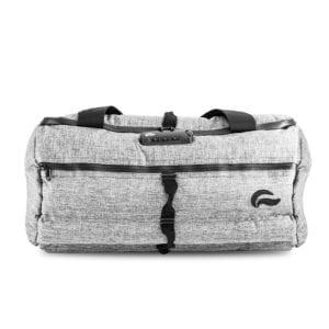 Skunk bag 16in duffle gray