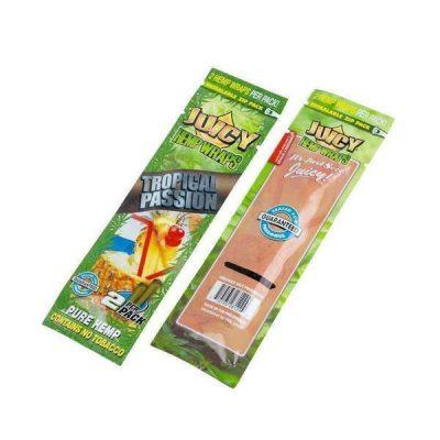 Juicy Hemp Wraps - Tropical Passion