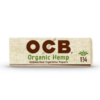 OCB Organic Hemp 1 1/4