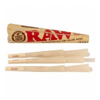 RAW Cones Classic 1 1/4 Size - 6pk