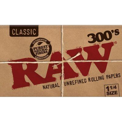 Raw 300's 1 1/4 Classic