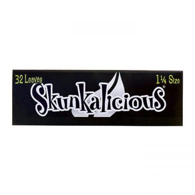 Skunk Brand Skunkalicious 1-1/4 Rolling Papers