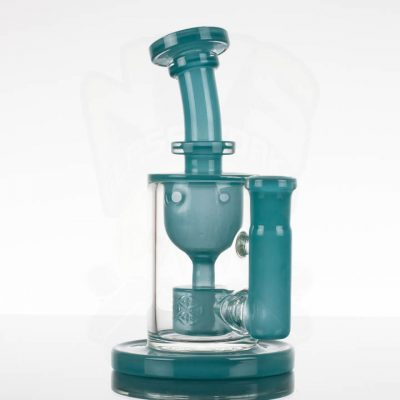 FatBoy Glass - Torus - Aqua Azul