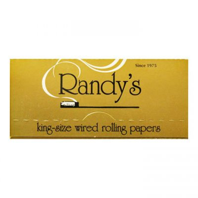 Randys Wired Rolling Papers King