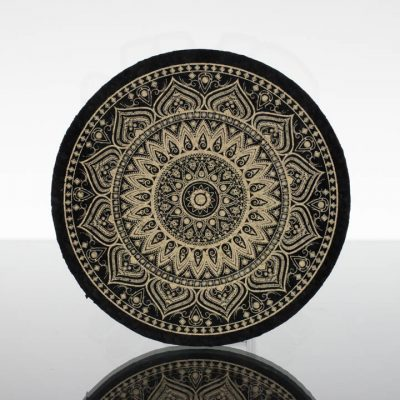 5in Circle Moodmat - Sand Dala (UV)