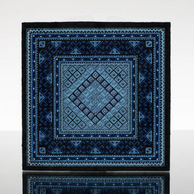 5in Square Moodmat - Avian Carpet