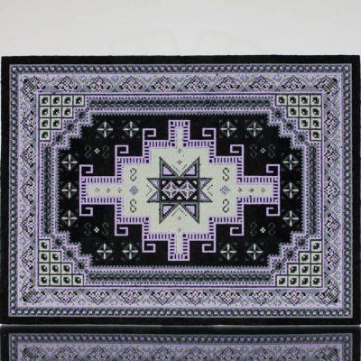 8x11in Moodmat - Lilac Bitrug (UV)