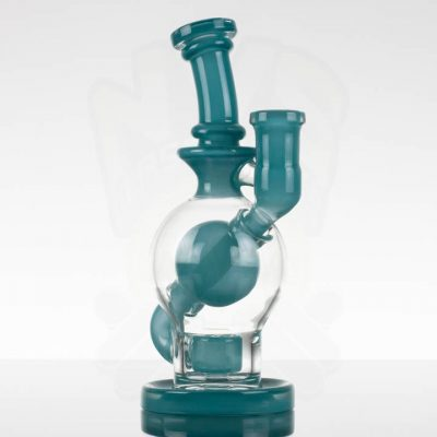FatBoy Glass - Ball Rig - Agua Azul