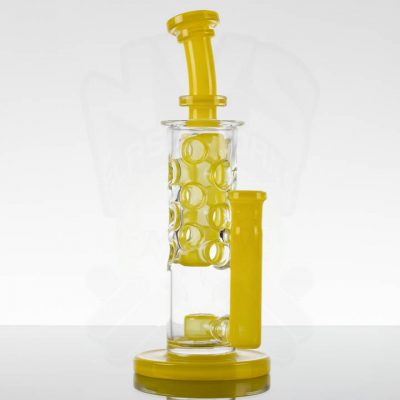 FatBoy Glass - Straight Fab - Yellow Crayon