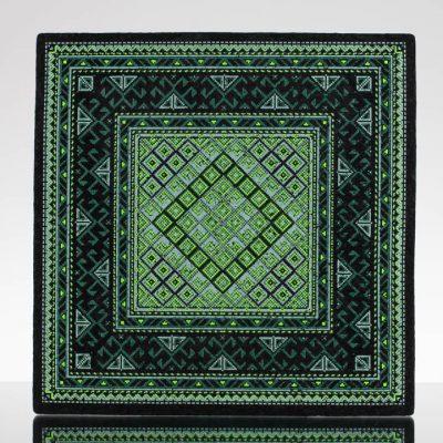12in Square Moodmat - Moss Carpet (UV)