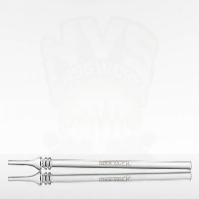 Pulsar Quartz 10in Vapor Straw