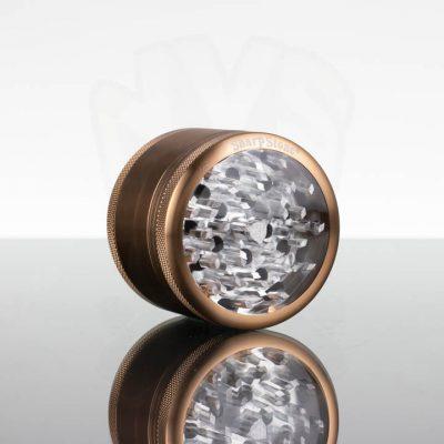 """SharpStone 2.5"""" 4pc Glass Top - Copper"""