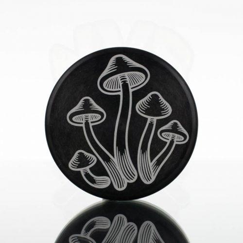 Tahoe 2pc Puck Grinder - Mushrooms
