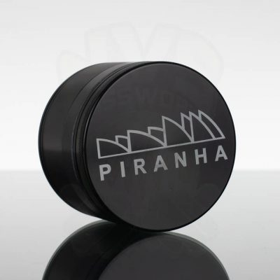 Piranha 3in 4pc - 2020 Label - Black