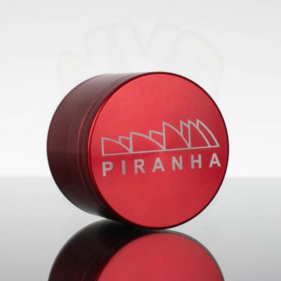 Piranha 3in 4pc - 2020 Label - Red