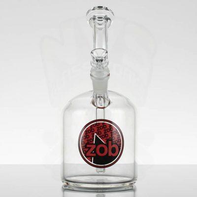 Zob 110m bubbler - Red Black Circle