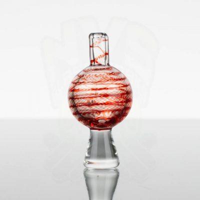 JP Cicero Bubble Cap - Trans Red -867036-30-0