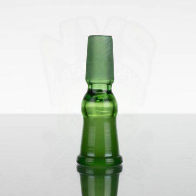 Generic Glass Adapter - 14M 14F 90deg - Green