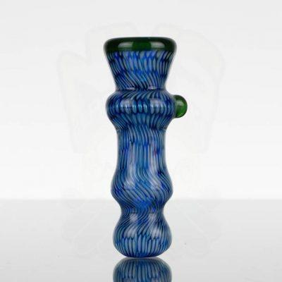 Firekist Chillum - Large - Blue